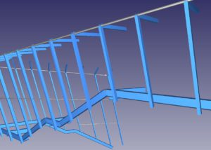 Asbuilts of Engineering Services (eg Structural Steel)